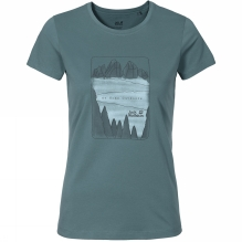 Womens Valley T