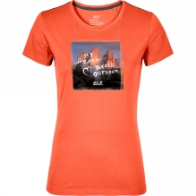 Womens Sunset Mountain T