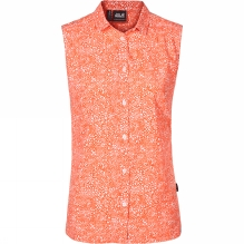 Womens Wahia Print Sleeveless Shirt