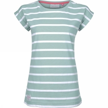 Womens Stripe Boyfriend Tee