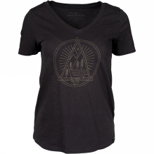 Womens Sun Mountain Tee