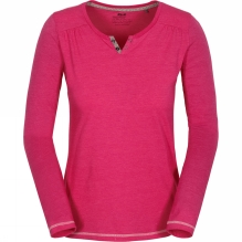 Womens Heather Long Sleeve T