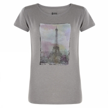 Womens Tower Above T-Shirt