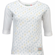 Womens Leaf 3/4 Sleeve Tee