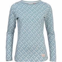Womens Floral Long Sleeve Tee