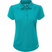 Womens NosiLife Keisha II Short Sleeve Polo