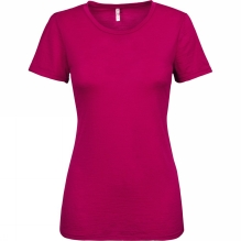 Womens Tech Lite Short Sleeve Plain Crewe