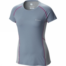 Womens Freeze Degree III Short Sleeve Shirt