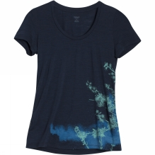 Womens Spector Short Sleeve Scoop Neck Tee