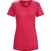 Womens Mentum Short Sleeve Tee