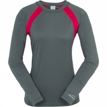 Womens Long Sleeve Crew Neck Baselayer