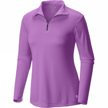 Womens Wicked Long Sleeve Zip T