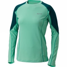 Womens ThermalClime Pro Long Sleeve Crew