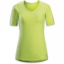 Womens Motus Short Sleeve Crew