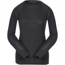 Womens Long Sleeve Crew Neck Merino Base Layer