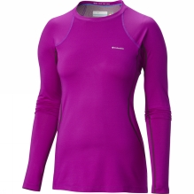 Womens Midweight Stretch Long Sleeve Top