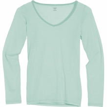 Womens Siren Long Sleeve Sweetheart Tee