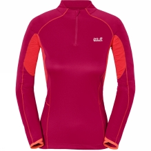 Womens Passion Trail Half Zip