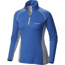 Womens Freeze Degree III Half Zip Long Sleeve Top