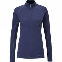 Womens Merino+ 120 Long Sleeve Zip Top