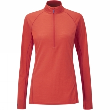 Womens Merino+ 120 Long Sleeve Zip