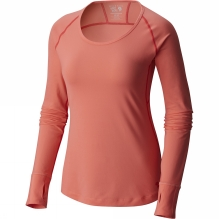 Womens Butterlicious Long Sleeve Crew