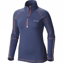 Womens Trail Flash Half Zip Shirt