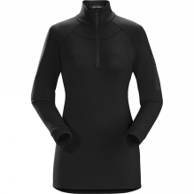 Womens Satoro AR Long Sleeve Zip Neck
