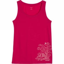 Womens Tech Lite Tank Gone Bush