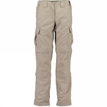 Womens Naryn Double Zip Off Trousers