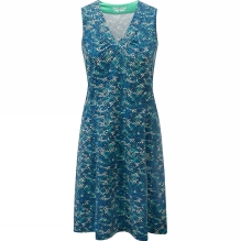 Womens Essential Tie-Diamond Dress