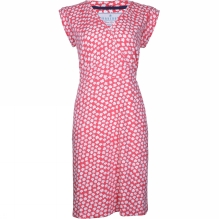 Womens Delicate Daisy Wrap Dress
