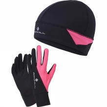 Womens Beanie and Glove Set