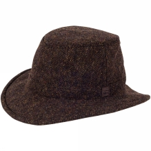 TW2 Classic Winter Hat Harris Tweed