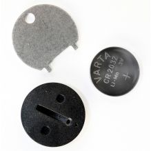CR2032 Battery Kit with Plastic Cover