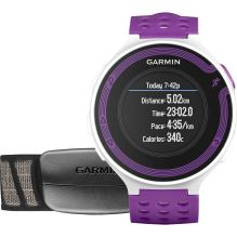 Forerunner 220 GPS Running Watch with Premium HRM