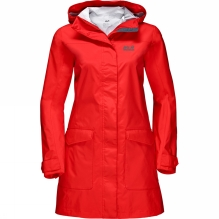 Womens Crosstown Raincoat