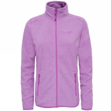 Womens 100 Glacier Full Zip Fleece