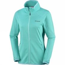 Womens Sapphire Trail Full Zip Fleece