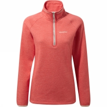 Womens Zoe Half Zip Fleece