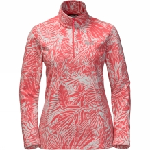 Womens Jungle Half Zip