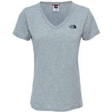 Women's Short Sleeve Simple Dome T-Shirt