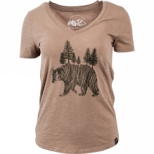 Womens Pine Bear T-Shirt