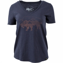 Womens Stary Bison