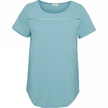 Womens Boat Neck T-Shirt