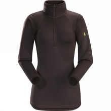 Women's Rho AR Zip Neck