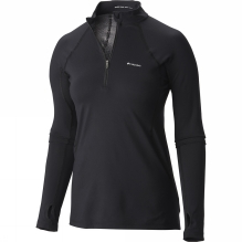 Women's Midweight Stretch Long Sleeve Half Zip