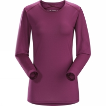 Womens Phase SL Long Sleeve Crew