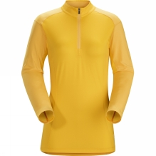 Women's Skeena Long Sleeve Zip Neck