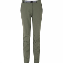 Womens Chamois Softshell Pants